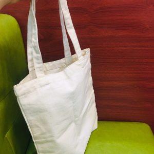 Túi vải bố (Canvas) trơn