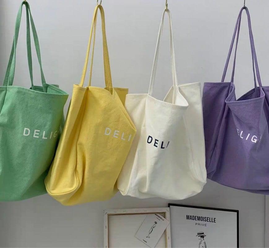 Công ty may túi vải bố cung cấp các loại sản phẩm trendy nhất