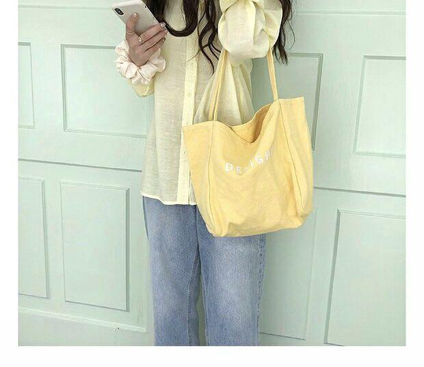Đối tượng in túi vải bố nhiều màu sắc là ai?