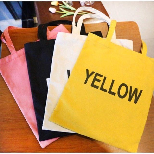 In túi vải bố nhiều màu - Giải pháp cho nhiều doanh nghiệp