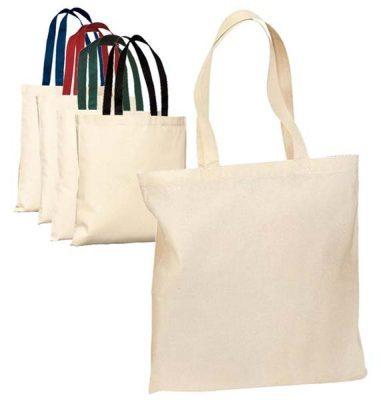 Túi vải bố trơn làm quà tặng kèm - Một món quà không thể thiếu