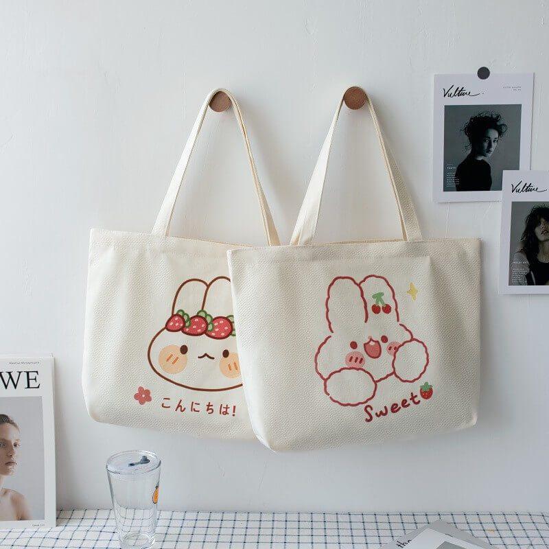 Giá trị của chiếc túi vải canvas couple mang lại cho người dùng