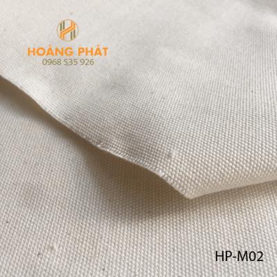 Vải bố- vải canvas Hoàng Phát
