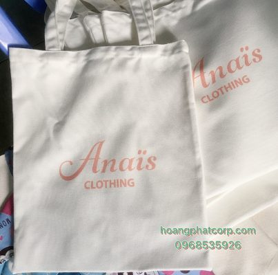 Túi vải bố Anaiis