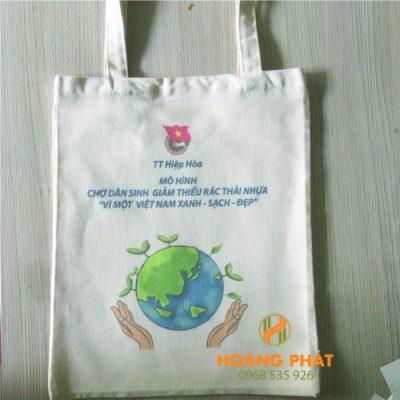Túi vải bố Thanh Niên