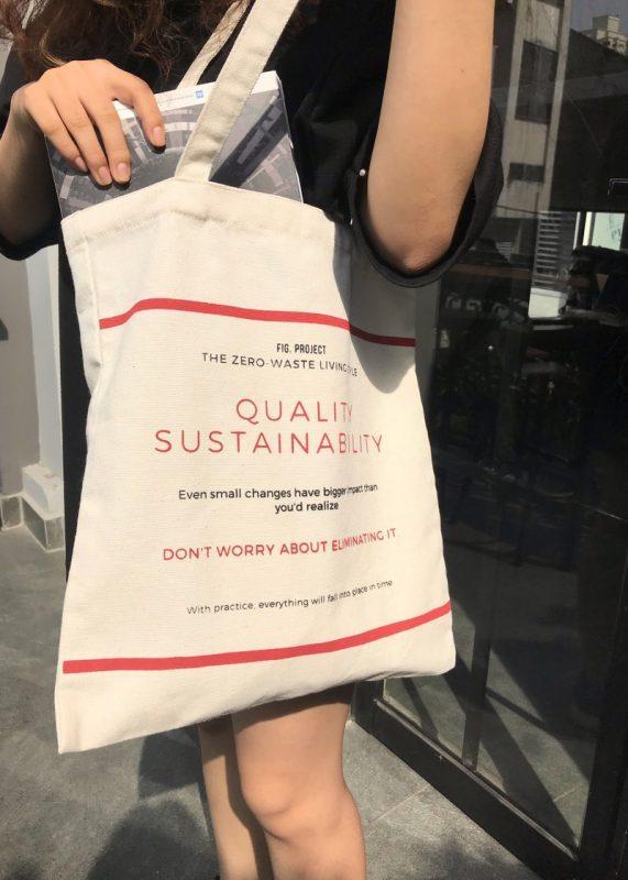 Nhu cầu sử dụng túi vải bố tại Gò Vấp trên thị trường hiện nay