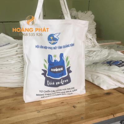 Xưởng sản xuất túi canvas